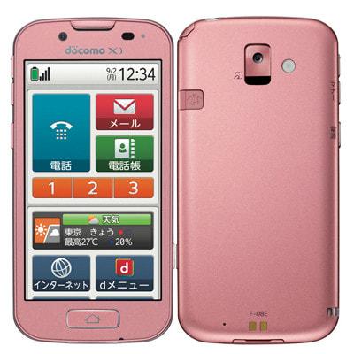 イオシス|らくらくスマートフォン 2 F-08E ピンク