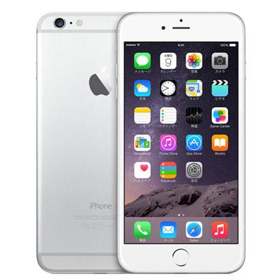 イオシス docomo iPhone6 Plus 128GB A1524 (MGAE2J/A) シルバー