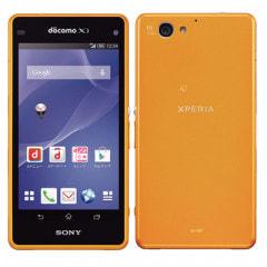 docomo Xperia A2 SO-04F オレンジ