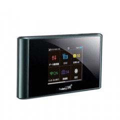SoftBank Pocket WiFi 303ZT ラピスブラック