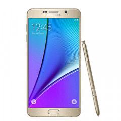 Samsung Galaxy Note5 (Dual SIM) SM-N9200 32GB Gold Platinum【海外版 SIMフリー】