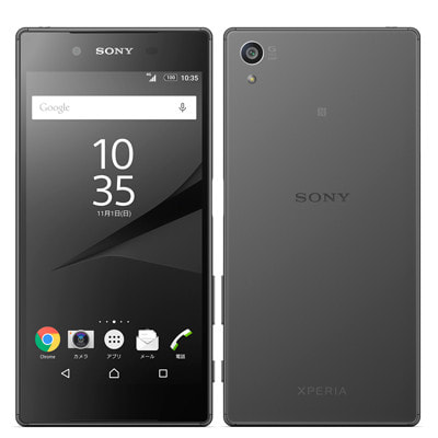 イオシス|SoftBank Xperia Z5 501SO Graphite Black