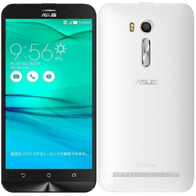 イオシス Asus ZenFone Go ZB551KL-WH16 ホワイト【国内版SIMフリー】