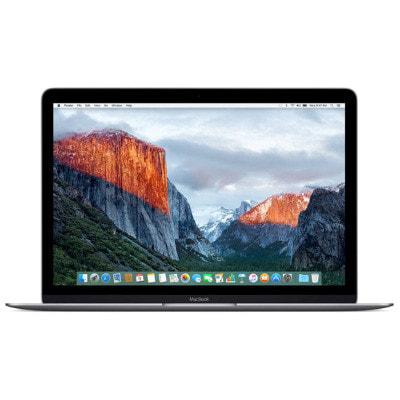 イオシス|MacBook 12インチ MJY32J/A Early 2015 スペースグレイ【Core M(1.1GHz)/8GB/256GB SSD】