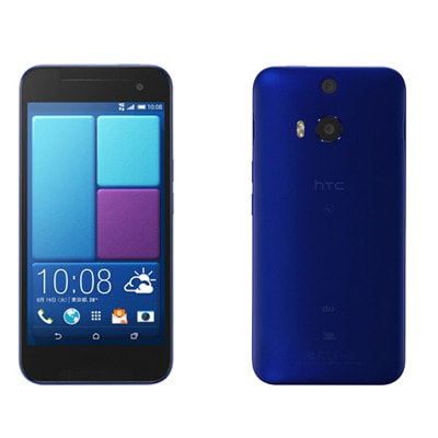 イオシス au HTC J butterfly HTL23 Indigo