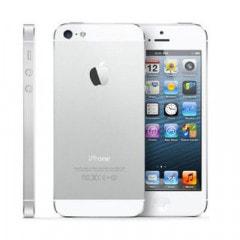 au iPhone5 LTE 64GB-CDMA ND210J/A ホワイト