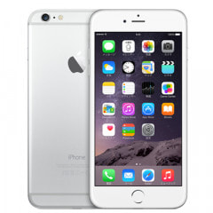 au iPhone6 Plus 64GB A1524 (MGAJ2J/A) シルバー