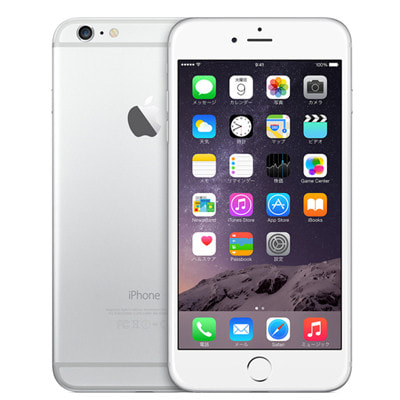 イオシス|au iPhone6 Plus 128GB A1524 (MGAE2J/A) シルバー