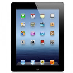 【第3世代】Softbank iPad3 Wi-Fi+Cellular 32GB ブラック MD367J/A A1430