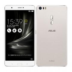 ASUS ZenFone3 Ultra Dual SIM ZU680KL 64GB Glacier Silver 【海外版 SIMフリー】