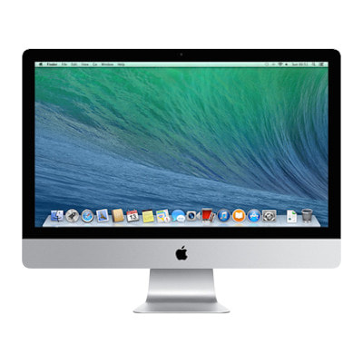 イオシス|iMac ME086J/A Late 2013【Core i5(2.7GHz)/21.5inch/8GB/1TB HDD】