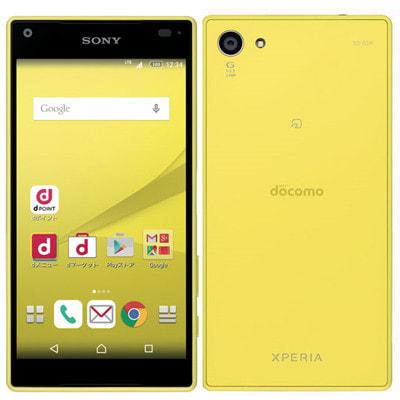 イオシス|docomo Xperia Z5 Compact SO-02H Yellow