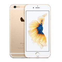 【SIMロック解除済】au iPhone6s 64GB A1688 (MKQQ2J/A) ゴールド