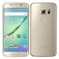 【SIMロック解除済】au Galaxy S6 edge SCV31 32GB Gold Platinum