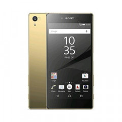 Sony Xperia Z5 Premium E6853 LTE [Gold 32GB 海外版 SIMフリー]