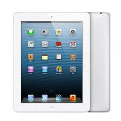 【第4世代】iPad4 Wi-Fi 64GB ホワイト MD515J/A A1458