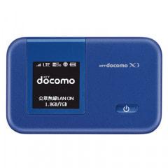 データ通信端末 HW-02E xi ブルー