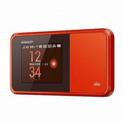 イオシス 【au版】Speed Wi-Fi NEXT W03 HWD34SDA オレンジ