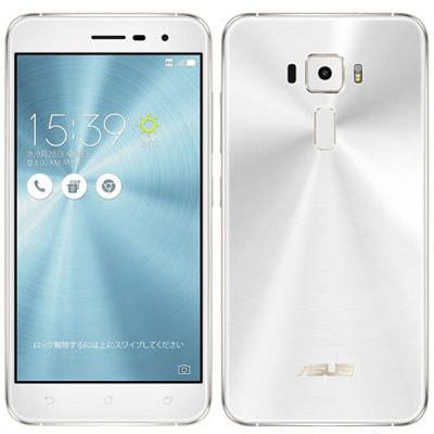 イオシス|ASUS ZenFone3 5.2 Dual SIM ZE520KL White 【32GB 国内版 SIMフリー】