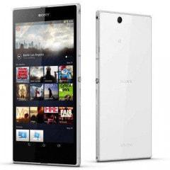 Sony Xperia Z Ultra LTE (C6833) 16GB White 【海外版 SIMフリー】
