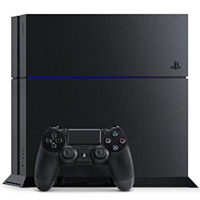 イオシス PlayStation4 ジェット・ブラック [CUH-1200AB01]