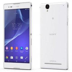 Sony Xperia T2 Ultra (D5303) LTE 8GB White【海外版 SIMフリー】