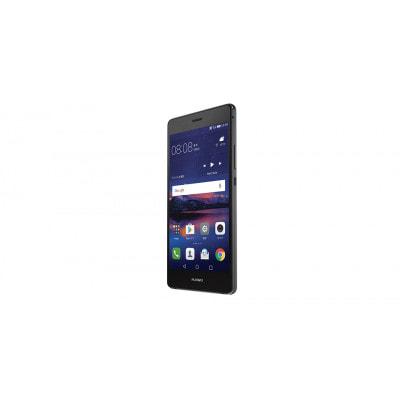 イオシス|UQ mobile Huawei P9 lite PREMIUM VNS-L52 Black 【国内版 SIMフリー】