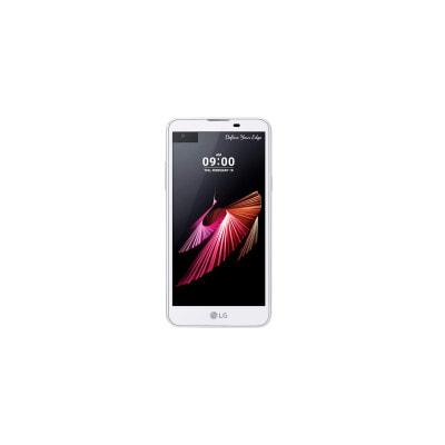 イオシス LG X screen LGU31 LGK500J White [UQ mobile版]