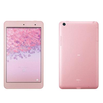 イオシス au Qua tab KYT31 Pink