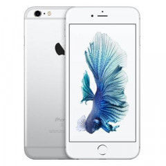 iPhone6s Plus A1687 (MKUE2J/A) 128GB シルバー 【国内版 SIMフリー】