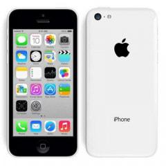 【ネットワーク利用制限▲】docomo iPhone5c White 16GB [ME541J/A]