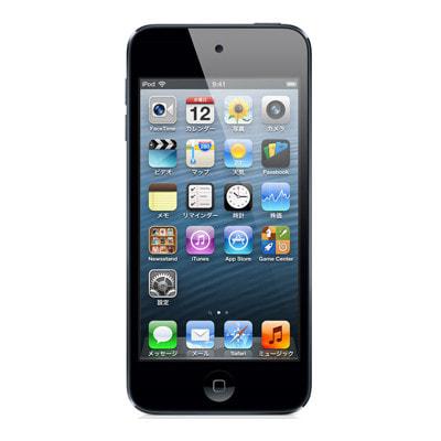 イオシス|【第5世代】iPod touch 64GB MD724J/A ブラック