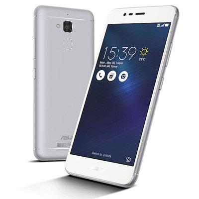 イオシス ASUS Zenfone3 Max ZC520TL Silver 【国内版 SIMフリー】