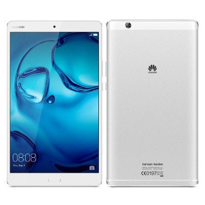 イオシス|HUAWEI MediaPad M3 LTEスタンダードモデル (BTV-DL09) Moonlight Silver【国内版】