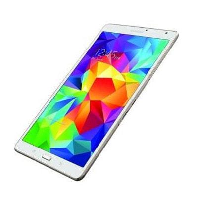 イオシス|Samsung GALAXY Tab S 8.4 (SM-T700) 16GB Dazzling White 【国内版 Wi-Fiモデル】