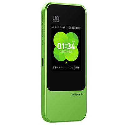 イオシス 【au版】Speed Wi-Fi NEXT W04 HWD35SGA GREEN