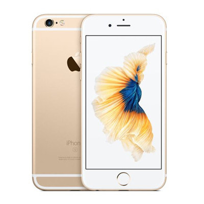 イオシス|【SIMロック解除済】au iPhone6s 64GB A1688 (MKQQ2J/A) ゴールド