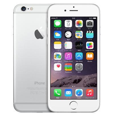 イオシス docomo iPhone6 16GB A1586 (NG482J/A) シルバー