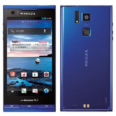 イオシス|【本体未使用品】docomo NEXT series REGZA Phone T-02D ブルー