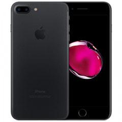 【SIMロック解除済】au iPhone7 Plus 32GB A1785 (MNR92J/A) ブラック
