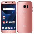 docomo GALAXY S7 edge SC-02H Pink Gold