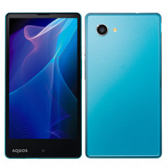 SoftBank AQUOS PHONE Xx2 mini 503SH ブルー