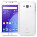 【SIMロック解除済】au Galaxy A8 SCV32 White