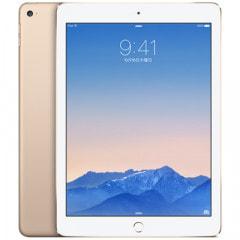 【第2世代】SoftBank iPad Air2 Wi-Fi+Cellular 64GB ゴールド MH172J/A A1567