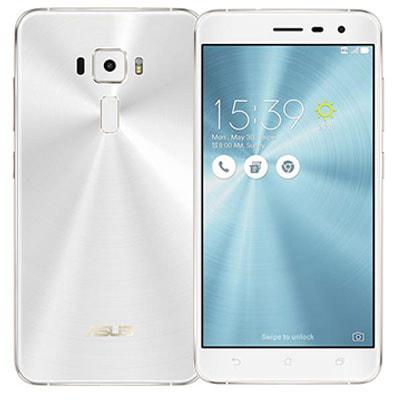 イオシス|ASUS ZenFone3 5.5 Dual SIM ZE552KL Moonlight White 【64GB 国内版 SIMフリー】