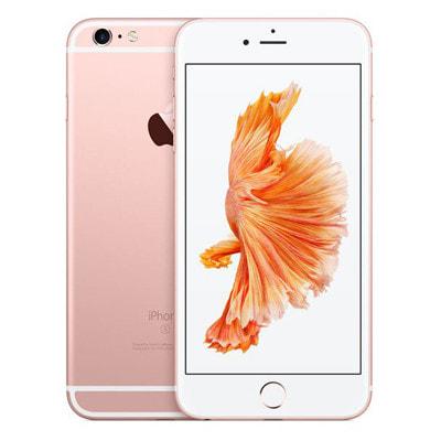 イオシス|【SIMロック解除済】au iPhone6s Plus 64GB A1687 (MKU92J/A) ローズゴールド