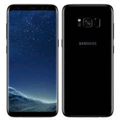 Samsung Galaxy S8 Dual-SIM SM-G950FD 【64GB Midnight Black 海外版 SIMフリー】