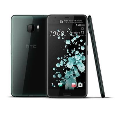 イオシス|HTC U Ultra Dual-SIM Brilliant Black 64GB [海外版 SIMフリー]