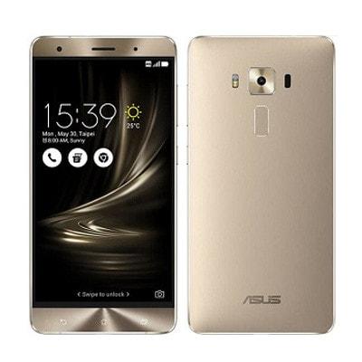 イオシス ASUS ZenFone3 Deluxe Dual ZS570KL 256GB Gold 【国内版 SIMフリー】