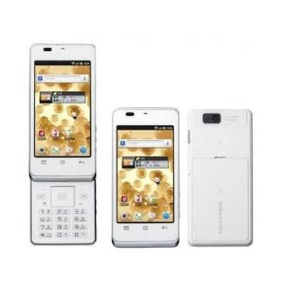 イオシス|【本体未使用品】docomo AQUOS PHONE Slider SH-02D White